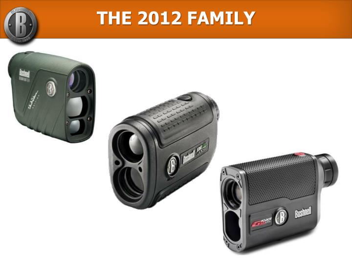 THE 2012 FAMILY
