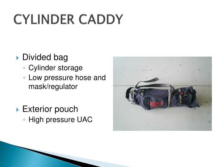 CYLINDER CADDY