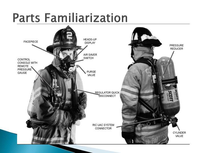 Parts Familiarization
