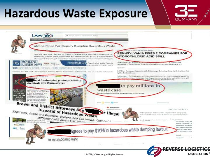 Hazardous Waste Exposure