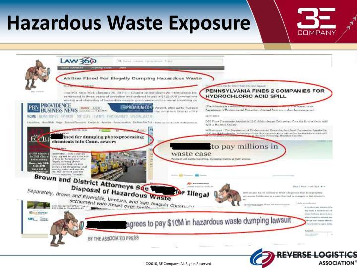 Hazardous Waste Exposure