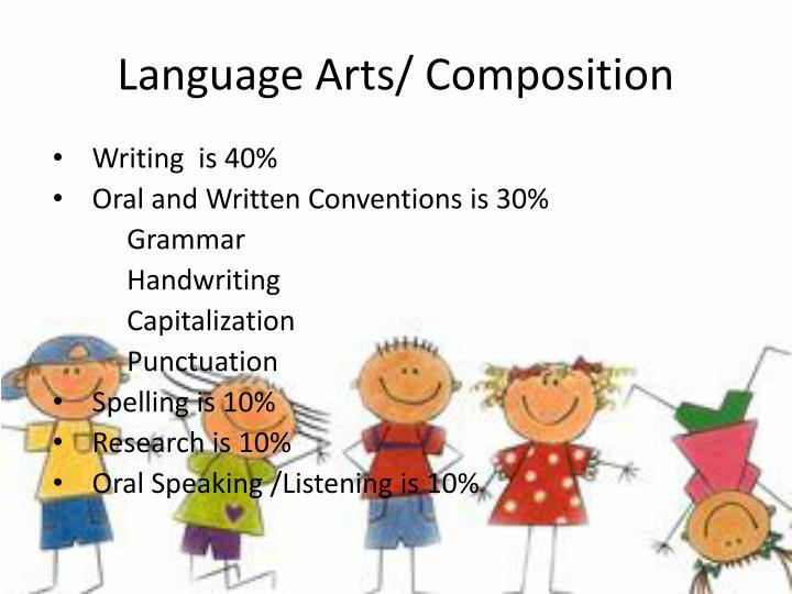 Language Arts/ Composition