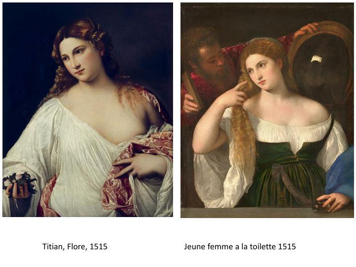 Titian, Flore,