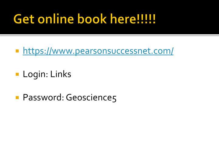 Get online book here!!!!!