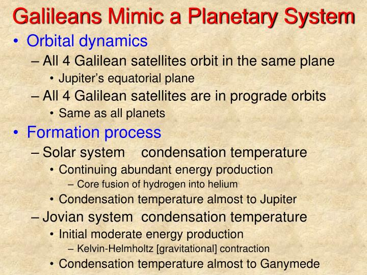Galileans