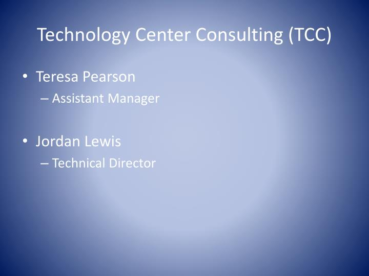 Technology center consulting tcc