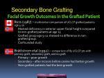 secondary bone grafting4