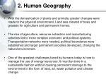 2 human geography2