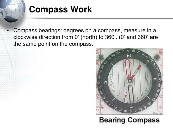Compass Work