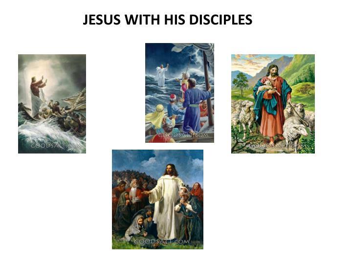 JESUS WITH