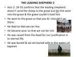the leading shepherd 2