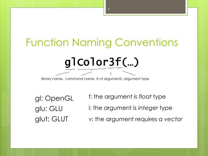 glColor3f(…)