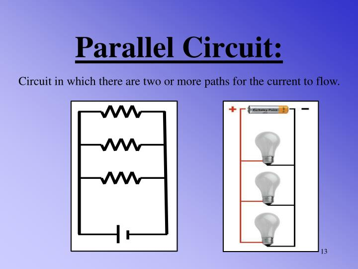 Parallel Circuit: