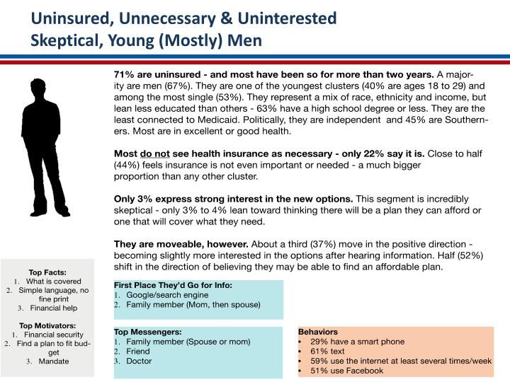 Uninsured, Unnecessary &