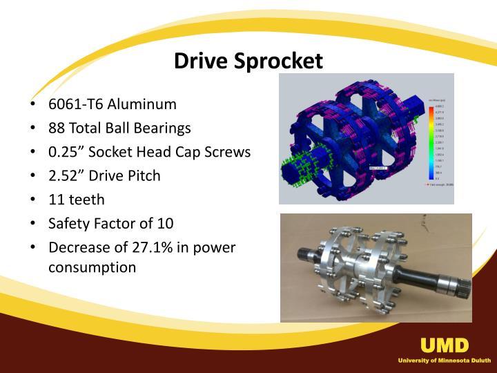 Drive Sprocket