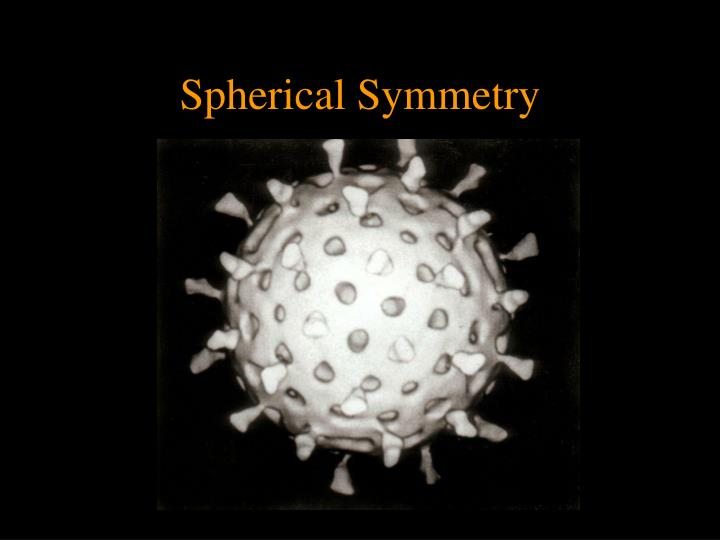 Spherical Symmetry