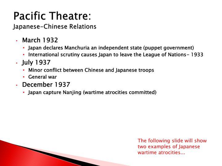 Pacific Theatre: