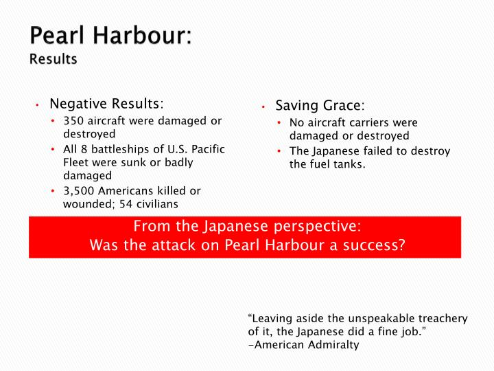 Pearl Harbour:
