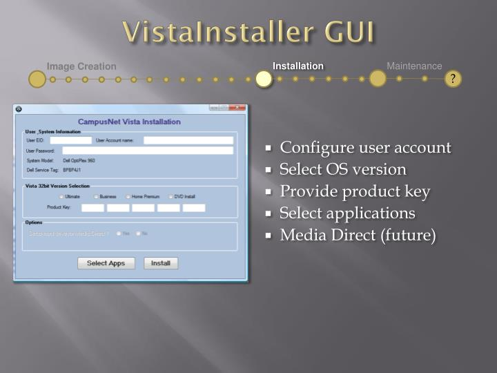 VistaInstaller