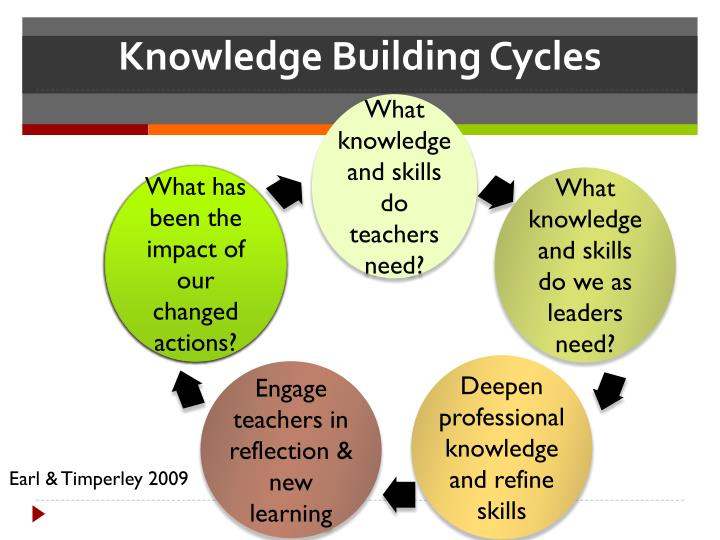 What knowledge and skills do teachers need?