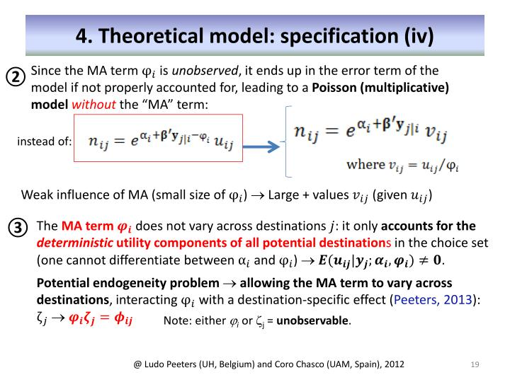4. Theoretical