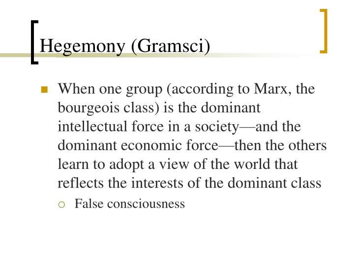 Hegemony (