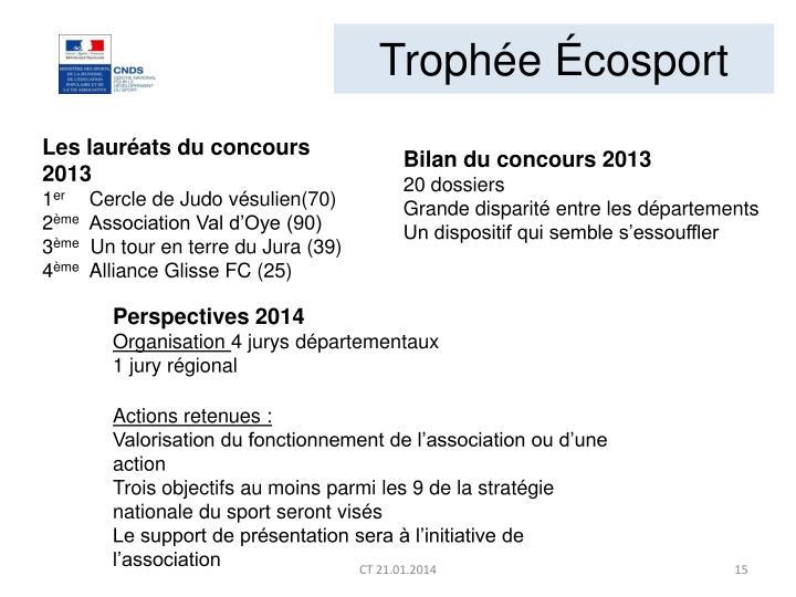 Trophée Écosport