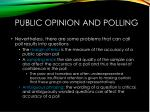 public opinion and polling3