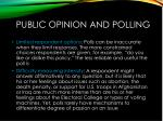 public opinion and polling4