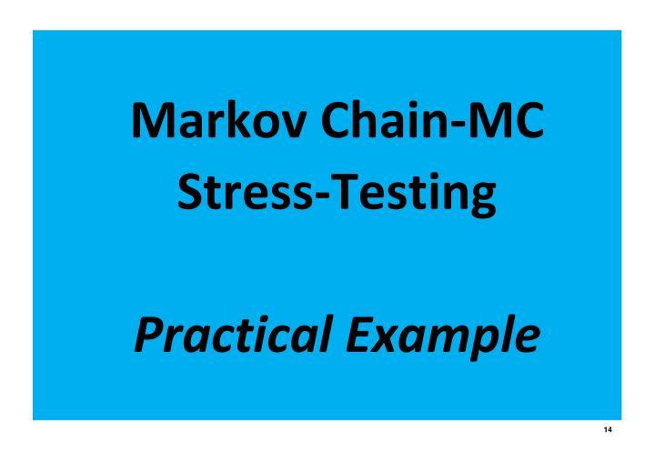 Markov Chain-MC