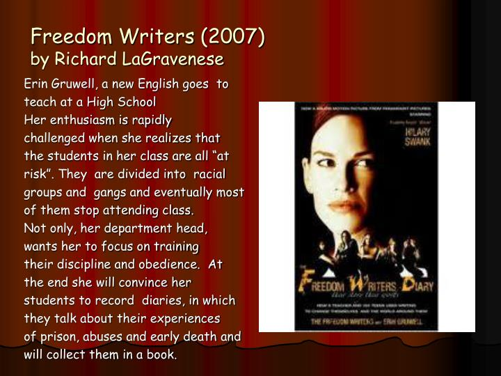 Freedom Writers (