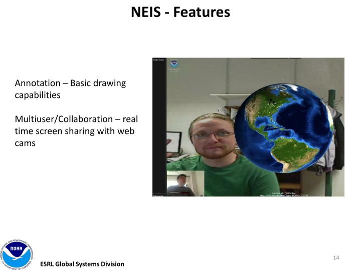 NEIS - Features