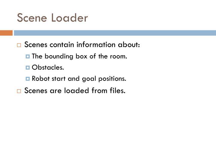 Scene Loader
