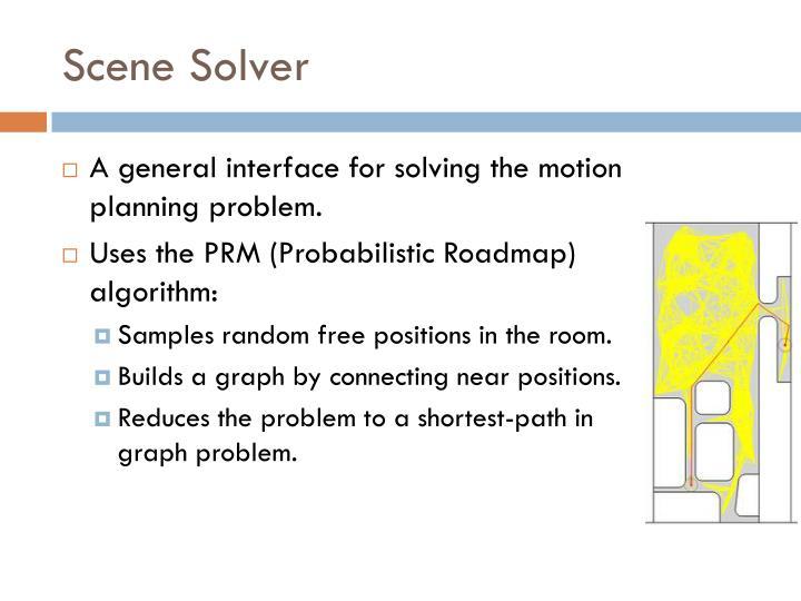 Scene Solver