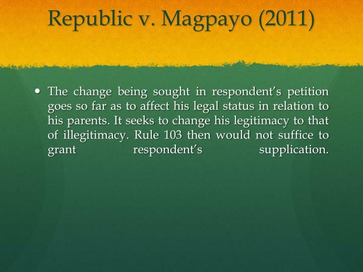 Republic v.