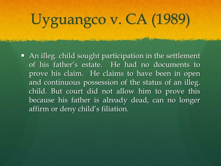 Uyguangco