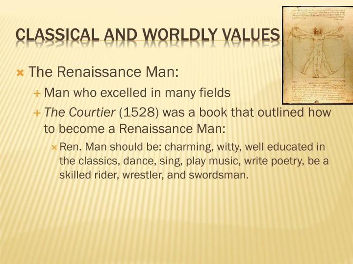 The Renaissance Man: