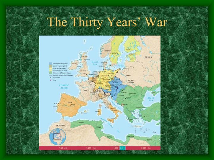 The Thirty Years' War