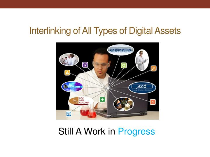 Interlinking of All Types of Digital Assets