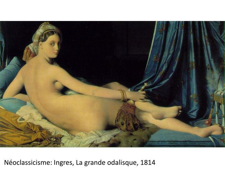 Néoclassicisme: Ingres