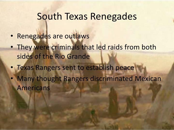 South Texas Renegades