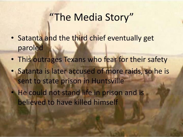 """""""The Media Story"""""""