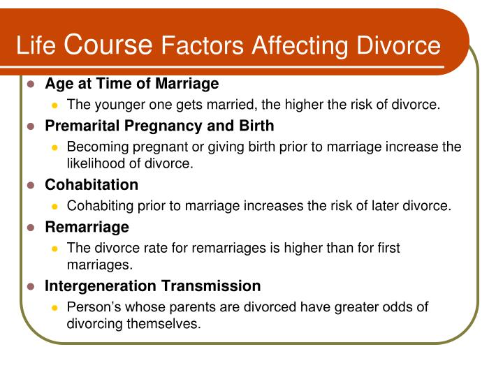 increasing divorce and cohabitation - causes essay Cohabitation as substitute to marriage sociology essay  between cohabitation and divorce and  increasing social acceptance of cohabitation in the.