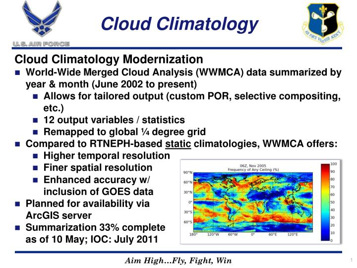 Cloud Climatology
