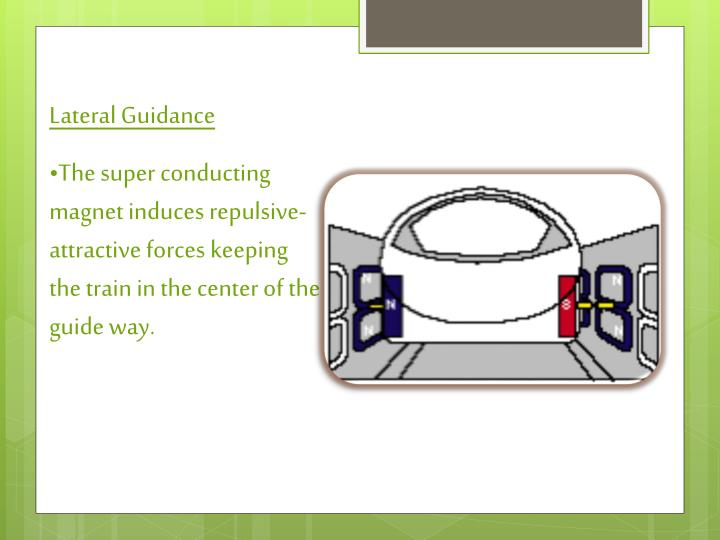 Lateral Guidance