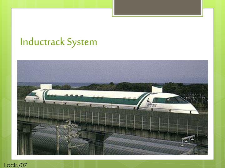 Inductrack System