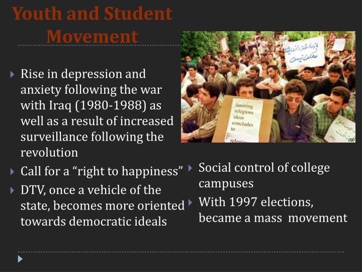 Youth and Student Movement