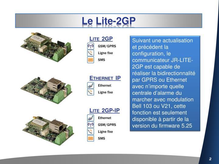 Le Lite-2GP
