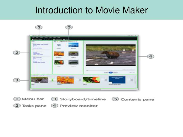 Introduction to Movie Maker