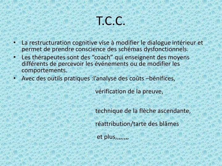 T.C.C.